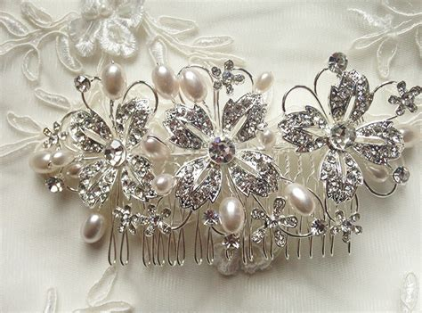 Wedding Hair With Brooch by Hair Brooches For Weddings You Ve Always Desired