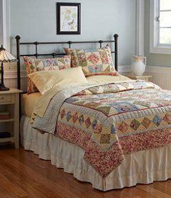 llbean timeless floral quilt dodie s condo pinterest