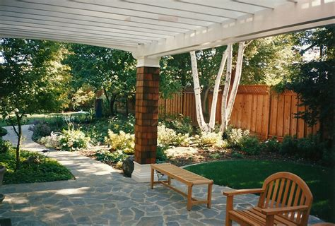Trellis For Patio by Trellises Decks Arbors Patios 2