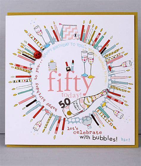 Molly Mae 50th Birthday Cards   Molly Mae Cards   Age