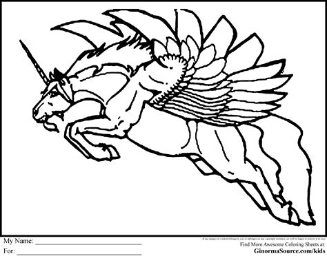coloring pages flying unicorns winged unicorn coloring pages clipart best