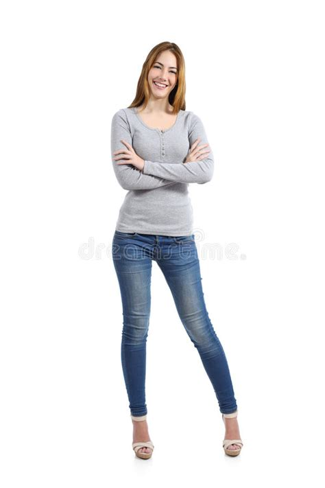 One Person Who Should Always Wear Capris by Confident Of A Casual Happy Standing