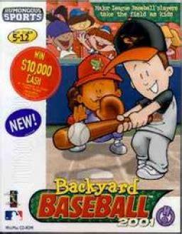 backyard baseball 2001 emulator backyard baseball 2001 leaderboard speedrun com