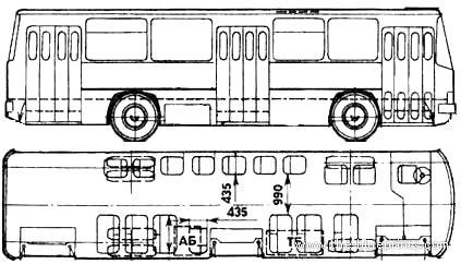 Blueprint Photo Paper 260 the blueprints blueprints gt buses gt ikarus gt ikarus 260