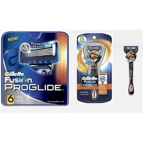 Silet Gillette Proffesional Tajam 13 7 flex gillette fusion proglide manual razor blades