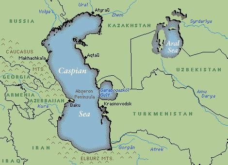 middle east map caspian sea pinkpanthers caspian sea