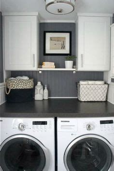 Shelf Between Washer And Dryer by 1000 Ideas About Washer Dryer Shelf On