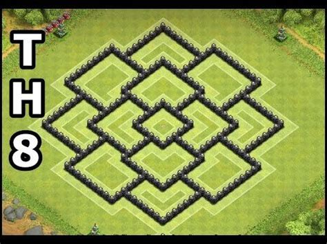 Coc Nazi Layout | clash of clans town hall 8 war trophy base best coc
