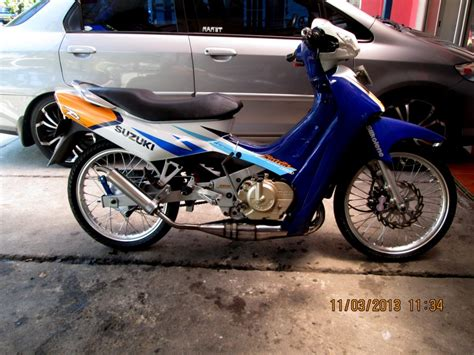 Knalpot Yamaha F1zr Crome Orisinil jual knalpot racing satria 120 ru yamaha f1zr