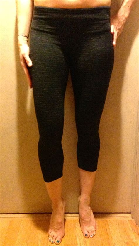 Cayona Flat Tali Stripe new flat waist micro stripe in black wash