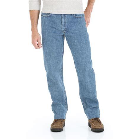 comfort fit mens jeans wrangler men s regular fit advance comfort jeans