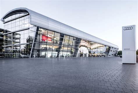 Audi Neckersulm by Audi Forum Neckarsulm Multifunktionale Location Mit