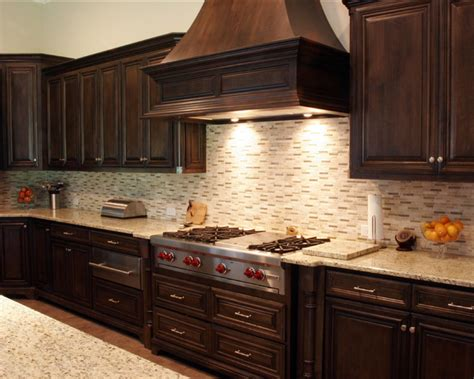 Glass Kitchen Cabinet Hardware by Job 10 314 Traditional Kitchen Dallas By C Amp S