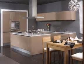 Modern Kitchen Cabinet Manufacturers by Aliexpress Com Buy Grey Lacquer Modern Kitchen Cabinet