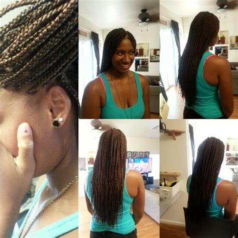 Why Dip Hair Braids In Hot Water | how long to dip box braids in hot water hairstyle gallery