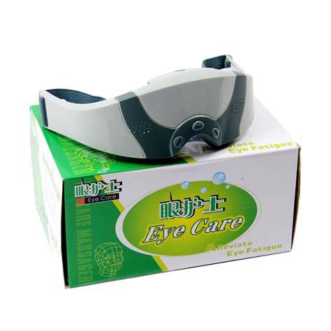 Electric Eye Massager Machine Stress Tension Relief Alat Pijat Mata hc w851 electric eye massager health care alleviate