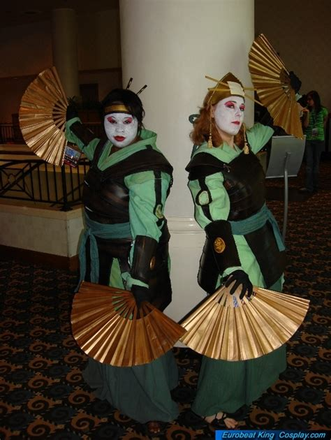 Orcara The Tales Of Suki tales of costumes paaaast suki from avatar the last air