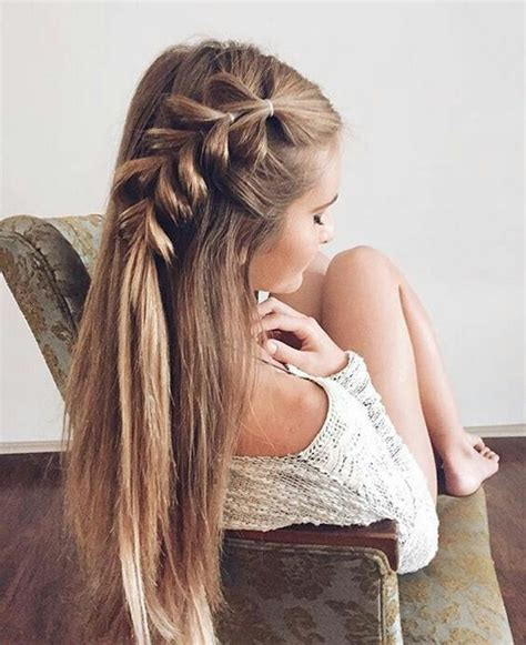 hairstyles easy braids 25 best ideas about cute braided hairstyles on pinterest