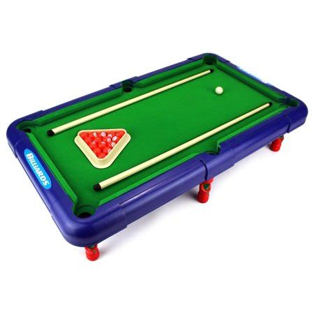 Biliard Table Toys superior billiards novelty billiard pool table w