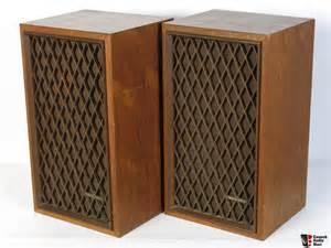 radio shack bookshelf speakers vintage radio shack realistic 6 cat no 40 4019a