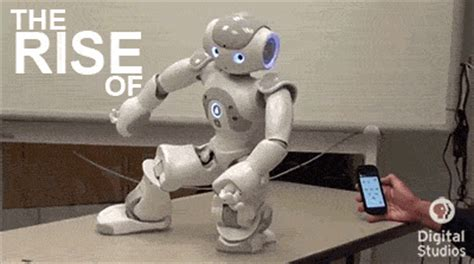 everything robotics all the tech gif find share on giphy