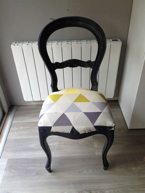 relooker une chaise relooker des chaises fashion designs