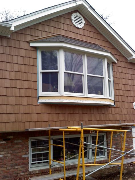 bow window roof framing bow window roof idea windows siding and doors contractor talk