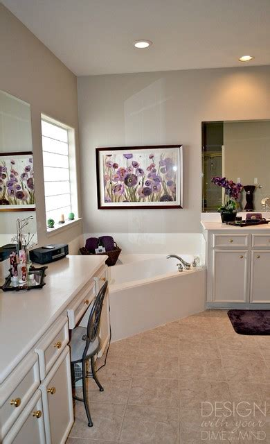 bathroom design on a dime home decoration live