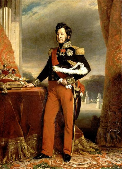 louis i king of louis philippe i king of france franz xaver winterhalter wikiart org encyclopedia of