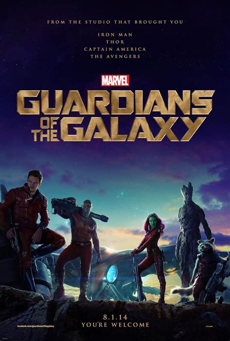 quills le film guardians of the galaxy pr 233 sentations de peter quill