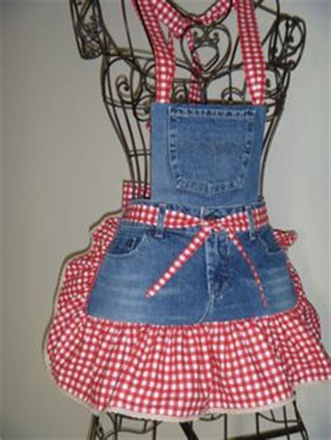 pattern for blue jean apron 1000 images about redneck girl aprons on pinterest