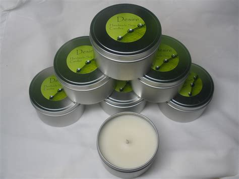 Handmade Candles Sydney - desire handmade soy candles in dundas sydney nsw cards