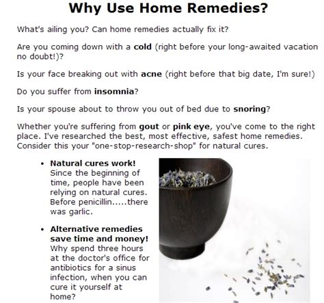 5 free websites to learn home remedies