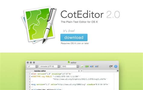 best web design editor mac 5 best free html editors for web developers on macos noupe