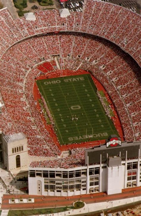 Ohio Stadium Student Section by 1000 Ideas About Ohio Stadium On Ohio State