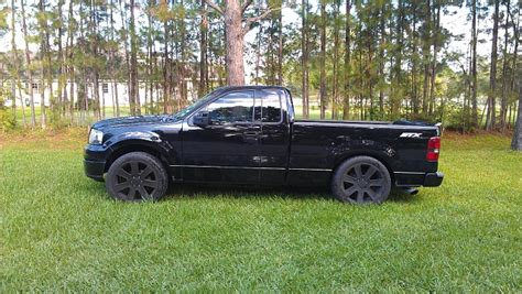 f150 saleen wheels 04 f 150 rcsb lowered 2 5 quot 5 quot on saleen wheels ford f150
