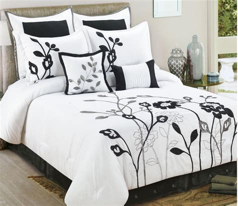 white and black comforter sets the best 28 images of black and white comforter sets