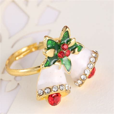 aliexpress com buy 2015 big promotion christmas rings