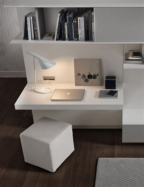 built in wall unit with desk and tv living room wall unit system designs