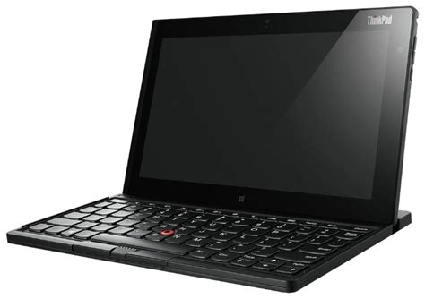 Tablet Lenovo Keyboard lenovo thinkpad tablet 2 32gb keyboard 10 1 1366x768 intel