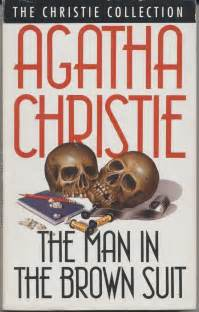 the husband books the in the brown suit by agatha christie book review