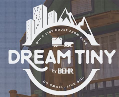 Tiny House Sweepstakes 2016 - behr dream tiny sweepstakes theinvests