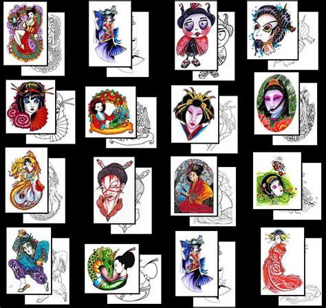 geisha tattoo que significa tattoo gueixa desenhos significados e fotos de