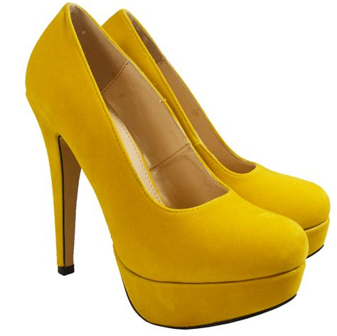 cheap yellow high heels cheap yellow high heels 28 images cheap yellow high
