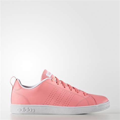 Adidas Neo Advantage Vall White Pink adidas neo advantage white pink packaging news weekly co uk