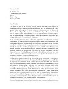 academic cover letter sample crna cover letter
