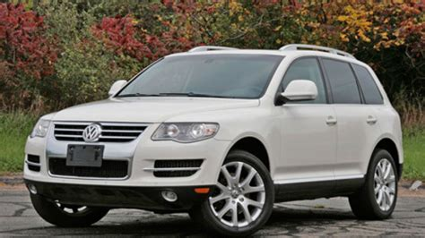 2008 Volkswagen Touareg Reviews by Review 2008 Volkswagen Touareg V10 Tdi Autoblog