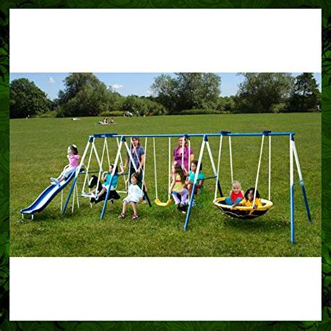 kmart metal swing sets swing n slide kit