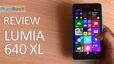 Microsoft Lumia 640 Xl Dual microsoft lumia 640 xl dual sim review