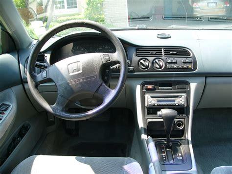 1996 Honda Civic Interior by 1996 Honda Accord Interior Pictures Cargurus